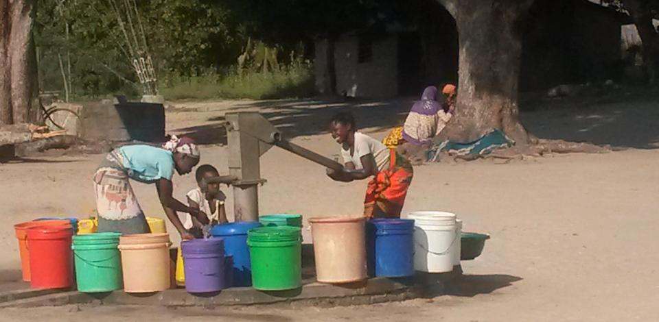 Access to water and sanitation