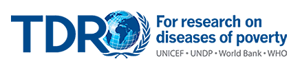 TDR - Special Programme for Research and Training in Tropical Diseases